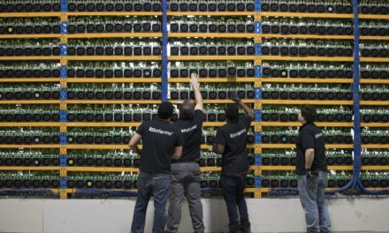 Chinas Crypto Crackdown Sends Miners Scurrying to Chilly Canada