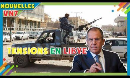 """Tensions en Libye: le Kremlin appelle à un règlement """"pacifique et politique"""" du conflit"""