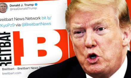 Trumps Breitbart Biker Threat Came From the Putin PlaybookThen Tweet Deleted After Mosque Massacre