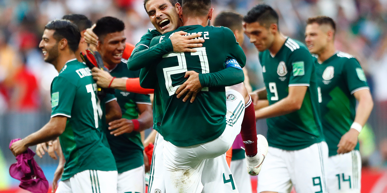 Mexico manages World Cup distressed, stuns safeguarding champs Germany in opening up suit