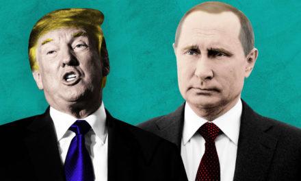Poll: Half apropos of Americans Suppose Trump Acted Treasonous adit Helsinki