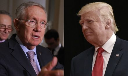 Reid: Trump has huge work after stimulating 'pressures of abhor and also bigotry'