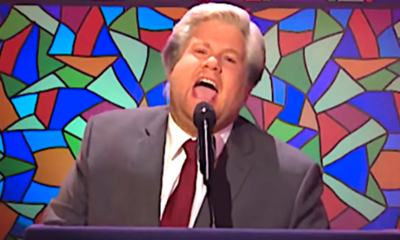 James Corden And A Gospel Choir Taunt 'Dirty' Trump With 'MuellerIndictment Song'