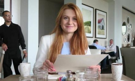 Attorneys: Butina is a flight hazard, has ties to Russian intelligence