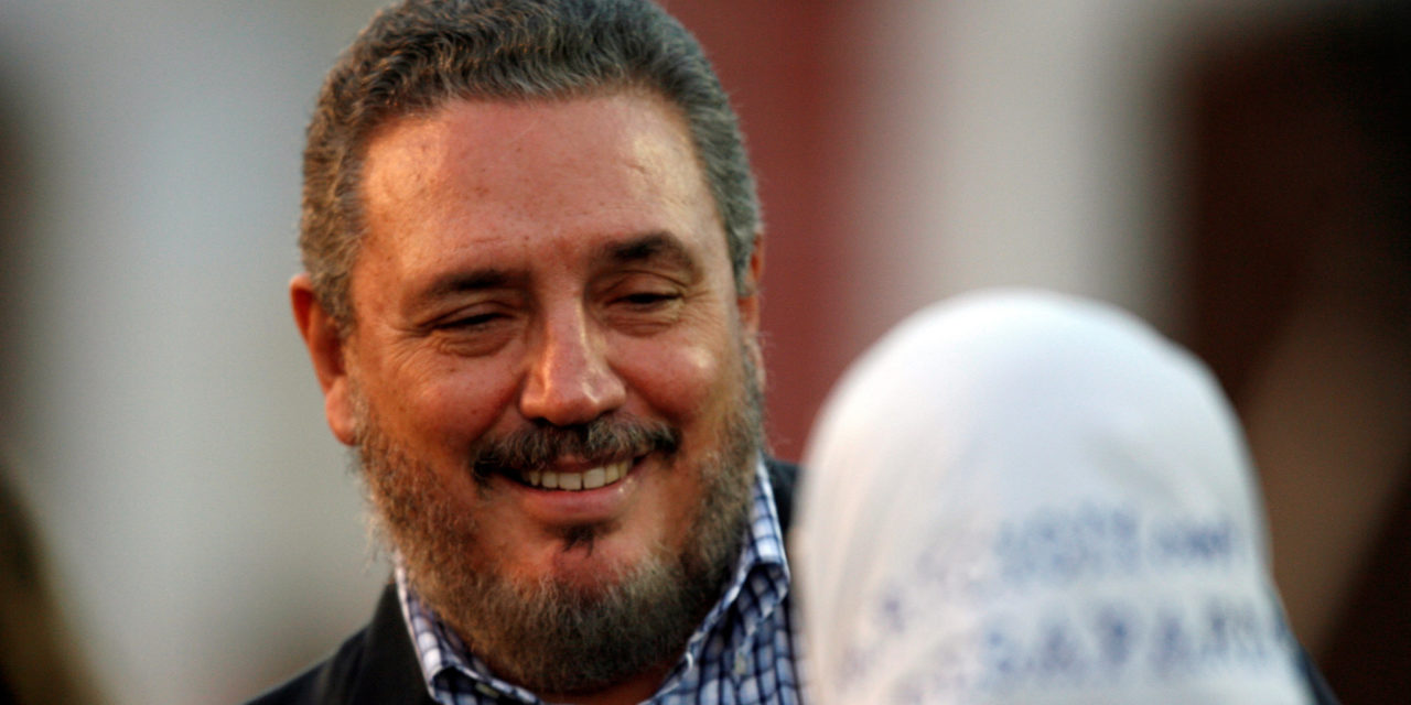 Fidel Castro's Son Dies At 68