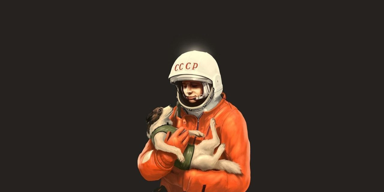 Happy Cosmonautics Day!