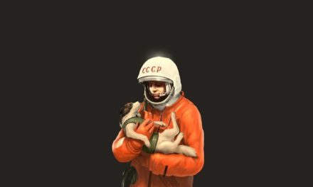 Happy Cosmonautics Day!