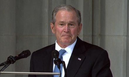 Read: Former President George W. Bush's eulogy forSen John McCain