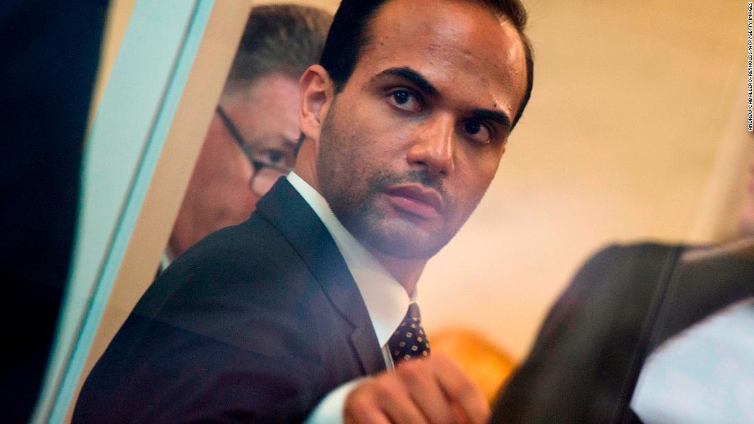 George Papadopoulos to begin 14 -day jail sentence Monday