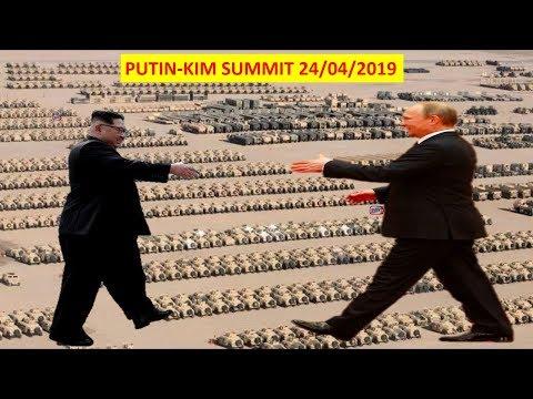 Kim-Putintop reports warm up as Kremlin states prep work underway