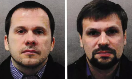 2 Russians billed over Novichok poisoning of ex-spy, utilized phony fragrance container, British authorities state