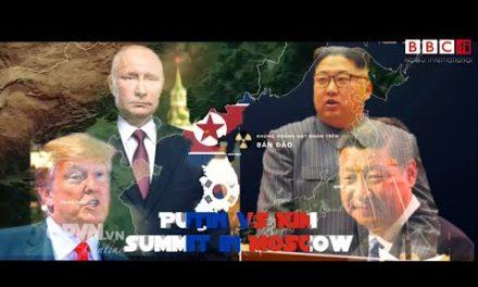 Kim Jong- un nhảy sang Putin và liên minh với Tập Cận Bình đánh Donald Trump