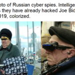 Russian spies at it once more