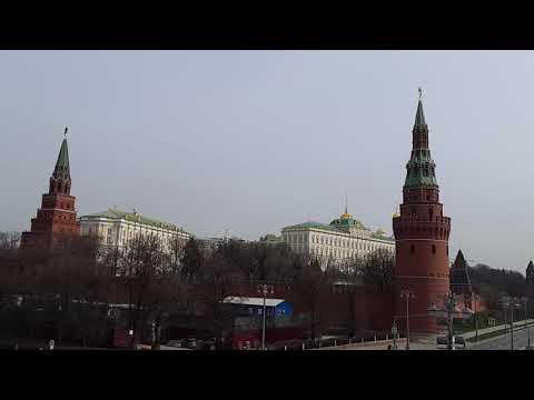 Moscow. Kremlin. HFWR School
