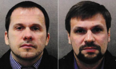 EU assents 4 Russians charged in Skripal poisoning