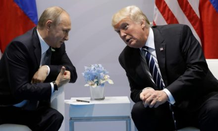 Russian representatives' charge produces risks in advance of Trump-Putintop