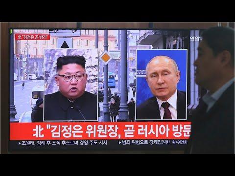 Kim Jong Un To Meet Vladimir Putin