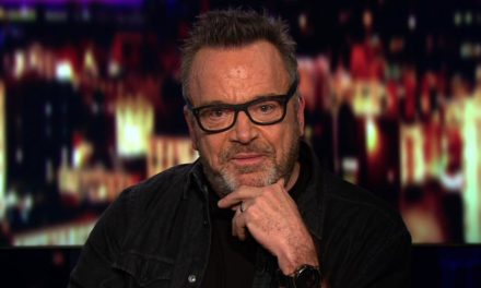 Tom Arnold states he has videos of the President that have yet to be listened to by the public