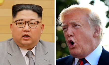 Unorthodox Trump deals with most difficult test yet in top with Kim