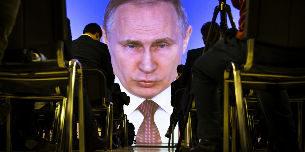 Putin ratings some success however stress with the West install