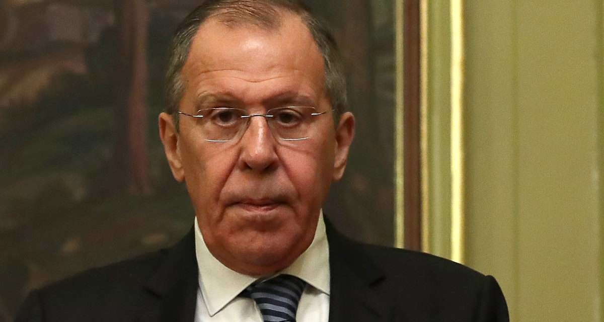 Lavrov scolds Pompeo's lightweight claims regarding Russian 'meddling' in United States political elections – TASS