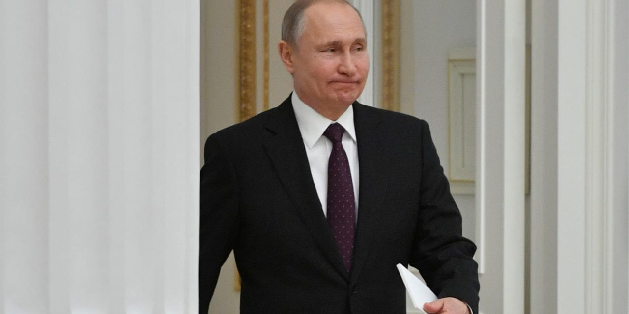 Russias Mueller Report: If Putin Did It, He Did It for You