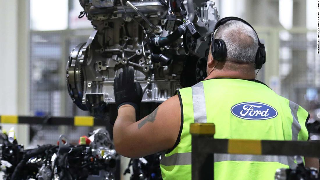 Ford is dropping countless tasks in Europe