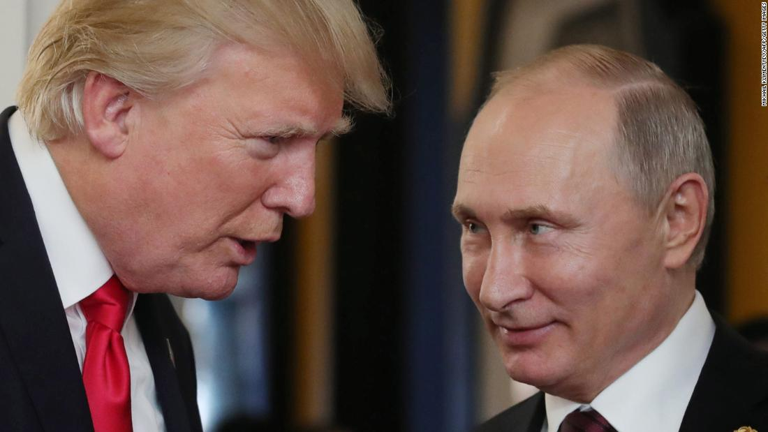 Details of Trump, Putin top are specified, will certainly be revealed Thursday
