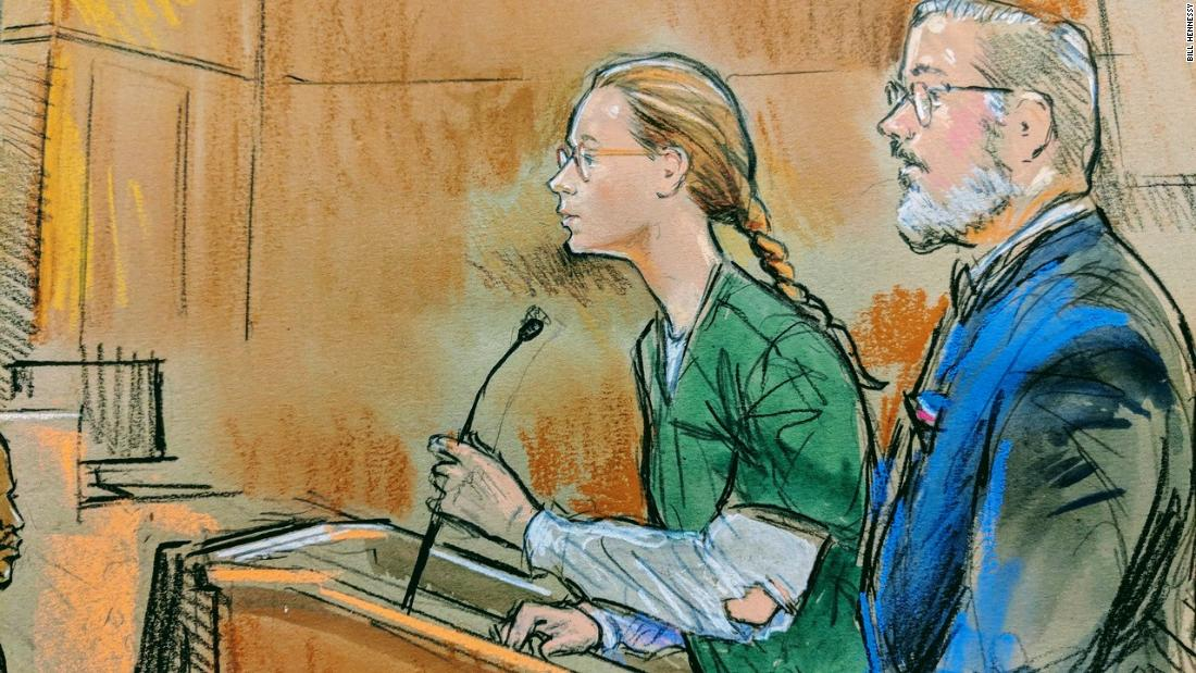 How the circumstances versus Maria Butina started to fall apart