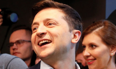 Comedian Volodymyr Zelenskiy Easily Wins Ukrainian Presidential Race: Exit Poll