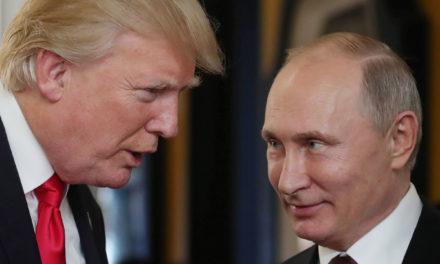 Trump Team Puts Putin Victims on Russian Oligarch List