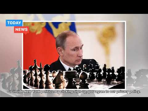 Today News Opinion: putin, the last chess video game