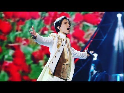 Dimash Kudaibergen – D-DynastyMoscow Kremlin Concert