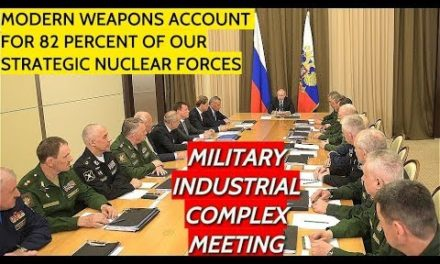 Putin Meets Russian Generals: Finalizing Modernization Is The Top Priority!
