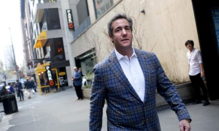 Cohen tape-recorded Trump going over settlement to ex lover-Playboyversion