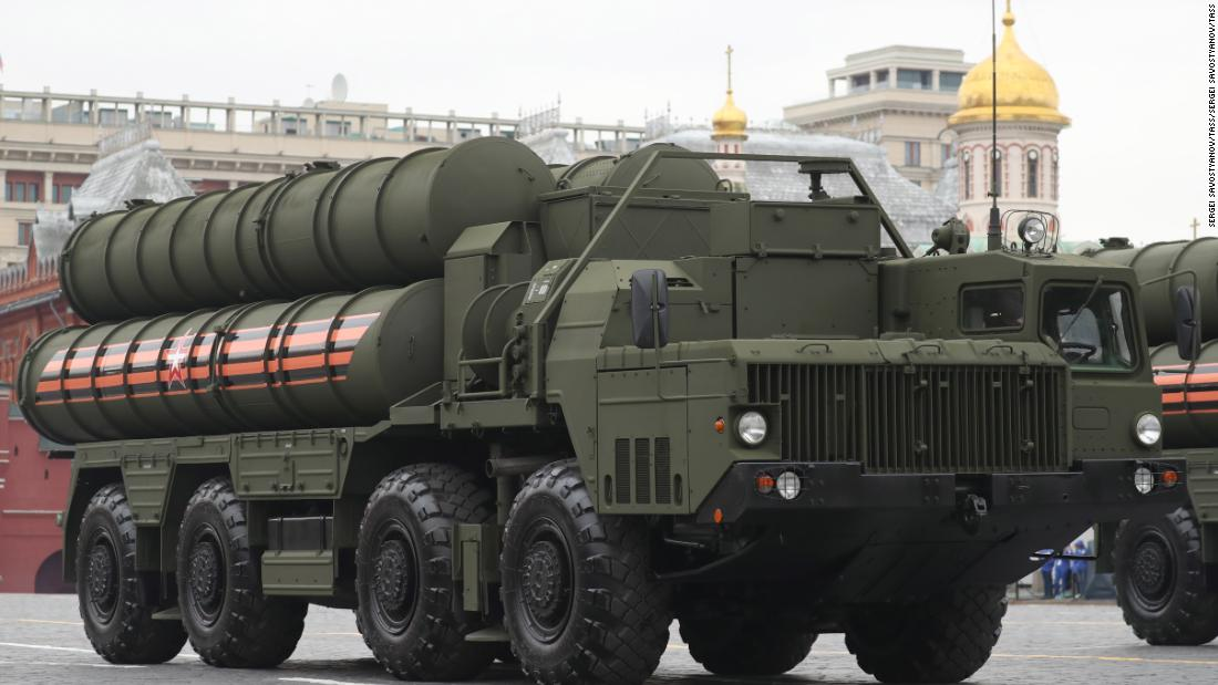 India dangers United States assents adhering to$ 5 billion Russia protection bargain