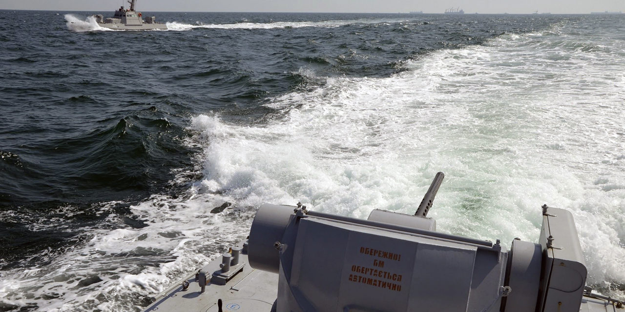 Russian army fires on Ukrainian watercrafts in Black Sea, Ukraine states