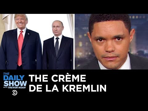 The Russian Scandal: The Cr ème De La Kremlin III|The Daily Show