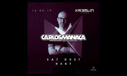Magna Recordings Radio Show by Carlos Mana ça #072019|Live @ Kremlin (Lisbon) Portugal