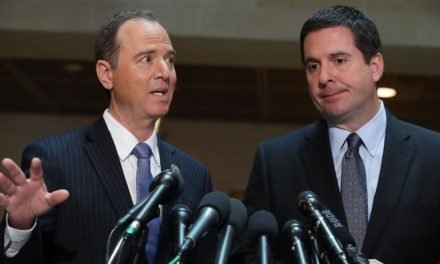 Nunes' Democrat blow obscures this deeper arrested