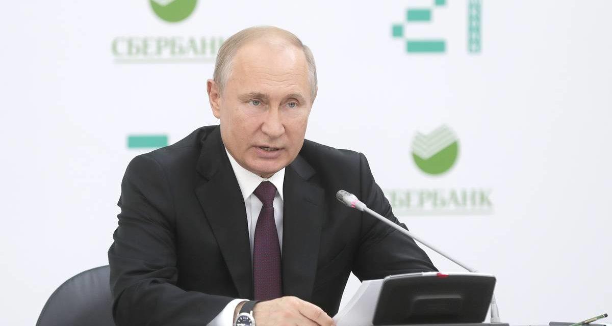 AI study needs extra financing, states Putin – TASS