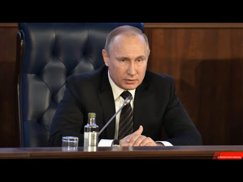 Breaking News! Russian President Vladmir Putin Hits Africa Again: This Is What he Said Recently