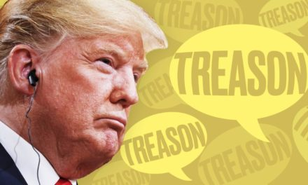 Stop Saying Trump CommittedTreason Youre Playing Into HisHands