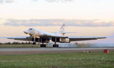 Russian bombing planes buzz North American coast