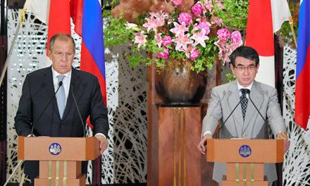 June offer off the table for willpower Northern Territories concern: The Asahi Shimbun – Asahi Shimbun