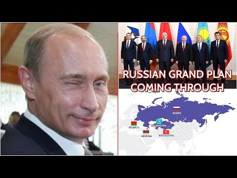 New Economic Giant? Putin ' s Eurasian Union Proves Great Success After First 5 Years