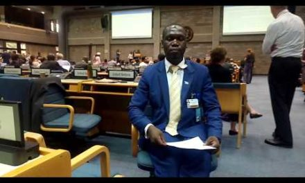 Inside United Nations-KivumbiReaches bent on Trump & &Putin