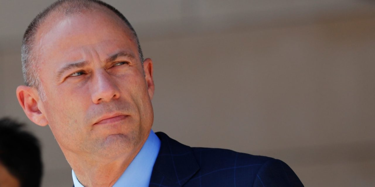 Michael Avenatti: The Russians Are Trying to Run a Smear Job on Me