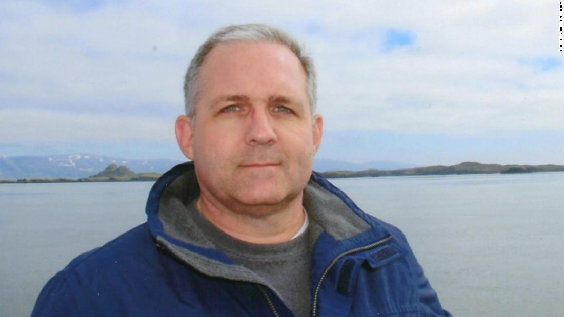 Detained United States person Paul Whelan remained in Moscow for a wedding, 2 bros claims
