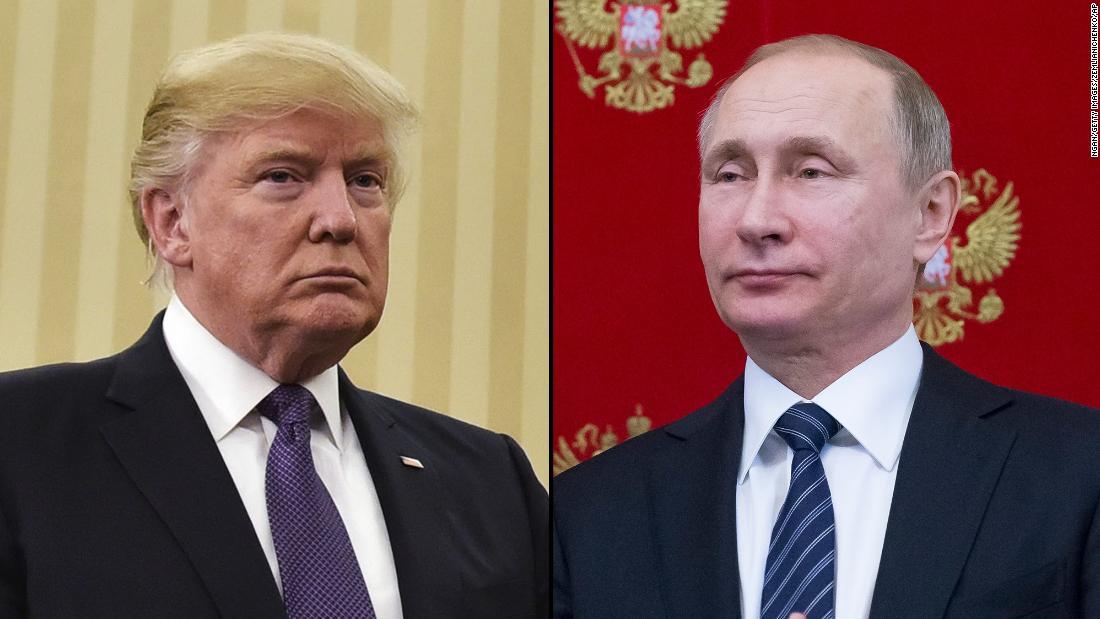 Trump quickly terminates schemed Putin conference